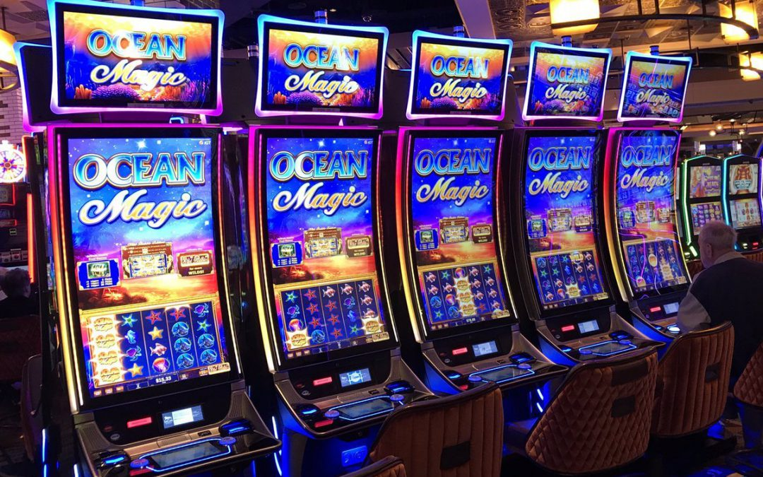 Benefits of Playing on Online Slot Machines