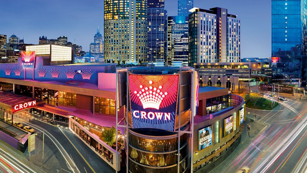 Melbourne Crown Casino