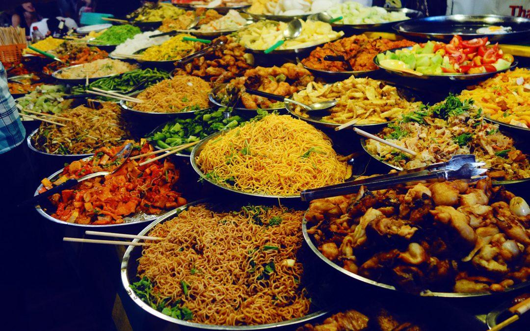 Best street food in South East Asia